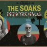 The_Soaks-deck_the_halls-2015-artwork