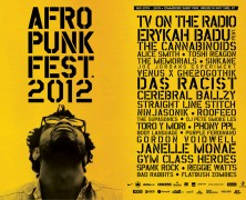 AFROPUNK Announce Exciting New Additions to The 8th Annual Festival -
