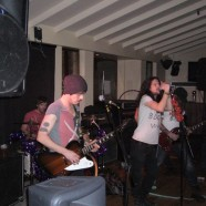 Live Review;The Winter Punk Festival, North Shore, Sunderland