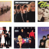 Blondie-albums-artworks