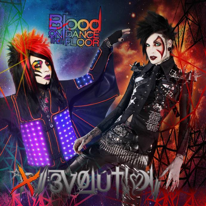 Blood_On_the_dance_floor-Evoulotion_2012_album_cover