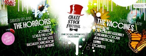 CHAZZSTOCK FESTIVAL 2012 … NEVER TO BE FORGOTTEN