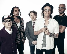 Incubus UK Show for 2012 Announced