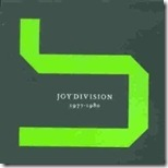 JoyDivision Substane cover