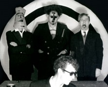THE CRAVATS IN TOYTOWN   OUT On OVERGROUND RECORDS
