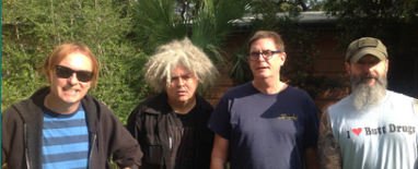 The Melvins–Hold It In (Released 14/10/2014 via Ipecac Records)