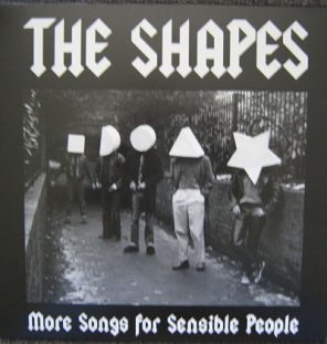 The_Shapes-More_Songs_For_Sensible_People-LP-2014-artwork